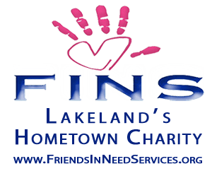 Friends in Need Services - Lakelands Hometown Charity - Fins