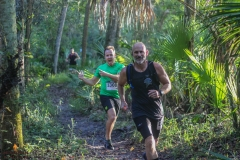 GroundHog Events presents Anti Hero Series: E. Brock Trail Races: 5k, 10K, 13M & 5-Hour Ultra - Oct. 6th, 2018 in Thonotosassa, FL | Photo Credit: Mud Run Finder