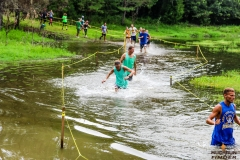 Solutionary Events & Cedar Lakes Woods & Gardens presents: Nature Ninja 5k 2019 - July 27th, 2019 in Williston, FL | Photo Credit: Mud Run Finder