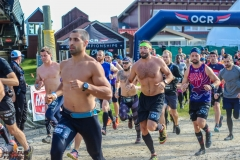 OCR Championships presents North American 2018 - Aug. 11th, 2018 in Stratton Mountain, VT | Photo Credit: Mud Run Finder