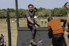 On the Trail at Savage Race Florida - March 2017   See more at MudRunFinder.com