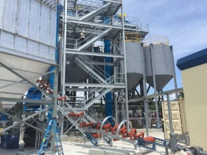 Florida Silica Sand Processing by Stine Construction
