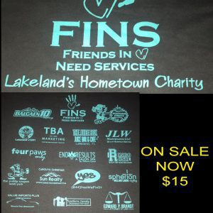 Friends in Need Services - Lakeland's Hometown Charity Tshirt