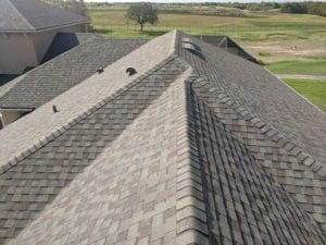 RIG Roofing - New Residential Shingle Roof