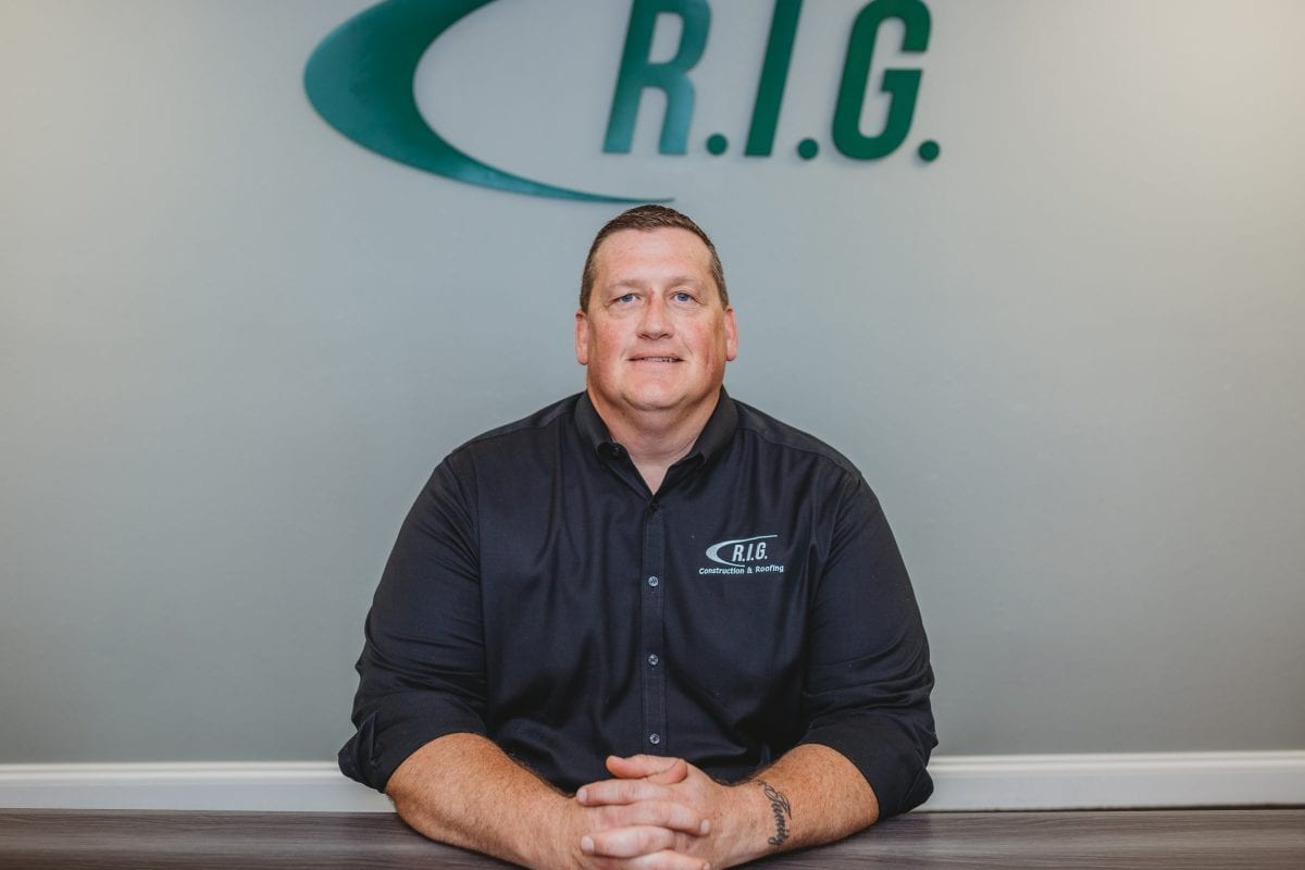 James Curtis - RIG Roofing President