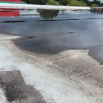 Image of Worn Flat Roof: Repair Or Replace Your TPO Flat Roof