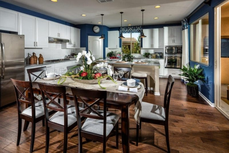 Remodeling before the holidays kitchen