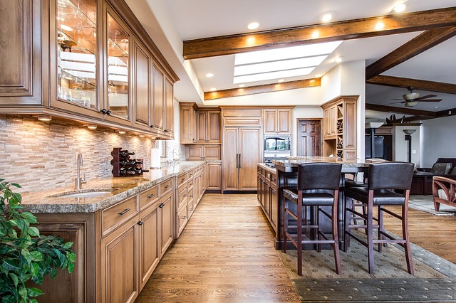 Sharrett Construction - general lighting in your kitchen